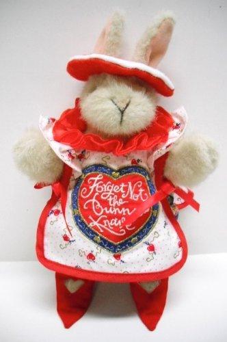Hoppy Vanderhare The Knave of Hearts Dressed