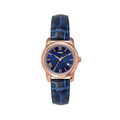 Timex Analog Blue Dial Women #39;s Watch   TWEL11504