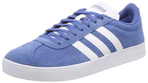 Cour Adidas Herren Vl 2,0 Gymnastikschuhe Blau (oligo-s18 Royal / Ftwr Blanc / Noir Trace Noyau S18 Royal / Ftwr Blanc / Noir Noyau)