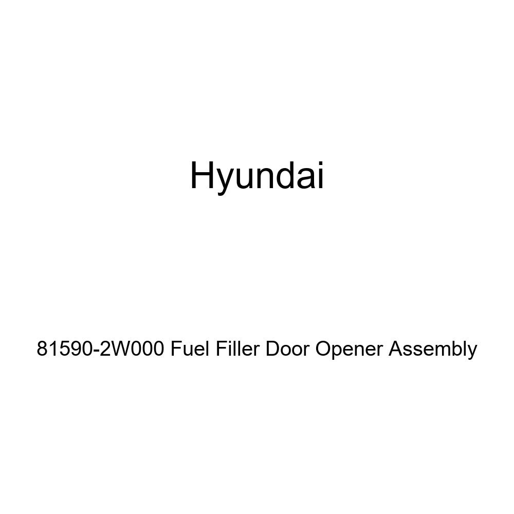 Genuine Hyundai 81590-2W000 Fuel Filler Door Opener Assembly