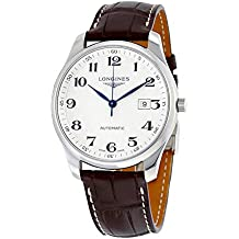Longines L28934783 Master Collection Automatic Mens Watch - Silver Dial