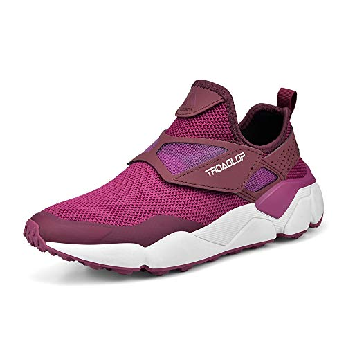 Guteidee Men Women Sneakers Casual Walking Hiking Mesh Breathable Fashion Sport Shoes