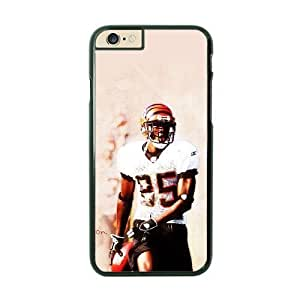 NFL Case Cover For Apple Iphone 5C Black Cell Phone Case Cincinnati Bengals QNXTWKHE1767 NFL Hard Phone Personalized