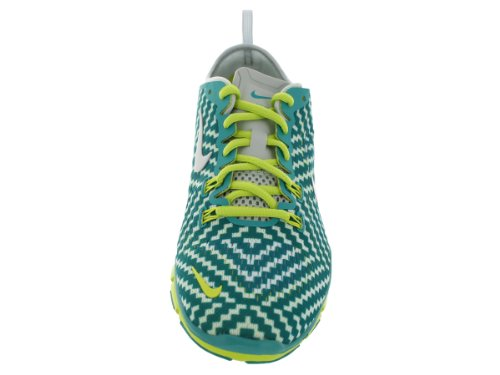 Print Trb Pr Training White 4 Fit TR Vnm Shoes 5 Womens Free Pltnm Cross Nike Grn 0 Grn YqaPWw