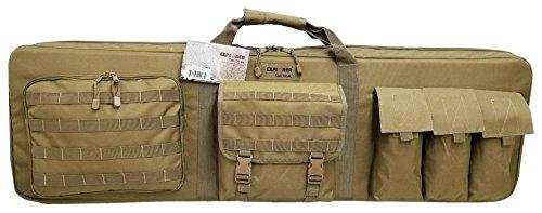 double rifle range bag - 8