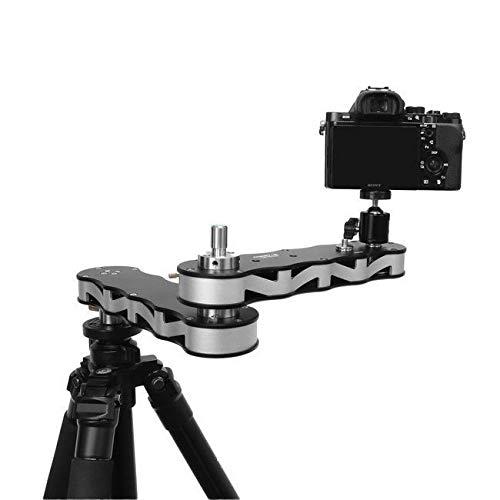 FidgetFidget 2 Axis Motion Video & Time Lapse Flexible Magic Wing Arm Pan Slider for Camera by FidgetFidget (Image #1)