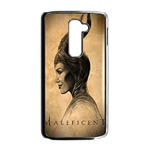 Maleficent Angelina Jolie Cell Phone Case for LG G2