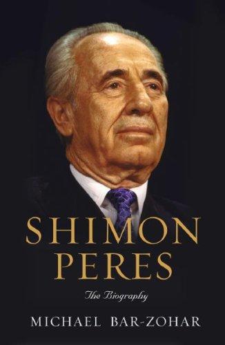 Shimon Peres: The Biography