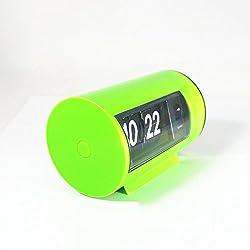 ZHAS Creative gift automatic clock Hall clock creative clock,green,Timer Alarm Clock