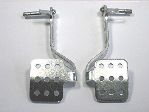 Go-Karts Parts & Accessories VINTAGE GO KART AZUSA BRAKE & THROTTLE PEDALS. USA SELLER!!! ()