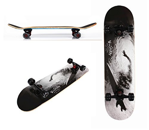 X Free Complete 31'' Skateboard (1)