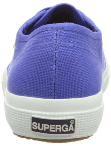 Iris Mixte 2750 Superga C20 Bleu Adulte cotu bleue Classic Baskets x8qqafIp