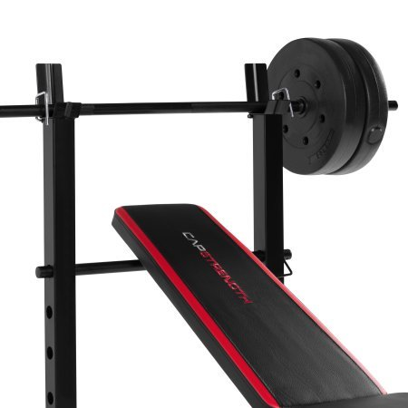 Cap Barbell Weight Benches W 100 Pound Weight Set Cap