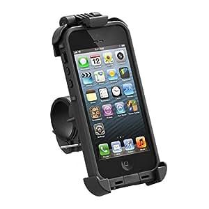 Belkin LifeProof Bike Mount Bicicleta/Coche Negro - Soporte (Teléfono móvil/smartphone, Bicicleta/Coche, Negro, iPhone 5/5S)