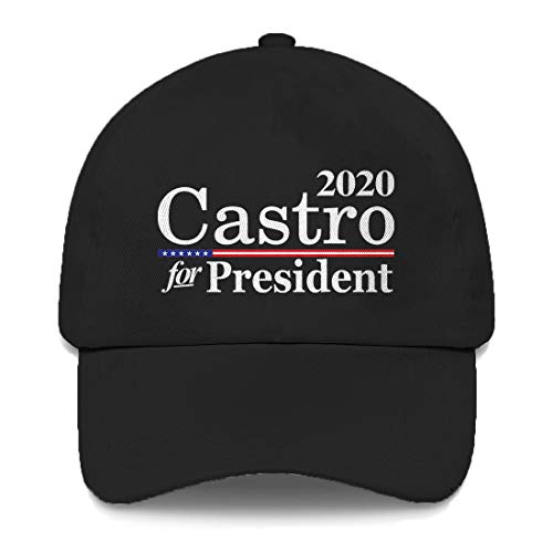 Tcombo Castro for President 2020 Dad Hat -
