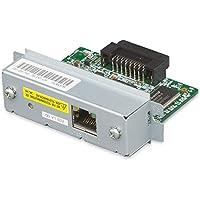 Epson UB-E04:10/100BASE T ETHERNET I/F BOARD - piezas de repuesto de equipos de impresión (Epson, POS, TM-H5000II, TM-JH7000, TM-J7100, TM-J7500, TM-J7600, TM-L90, TM-T70, TM-T88IV, TM-T90, TM-U220A,TM-U, LAN interface)