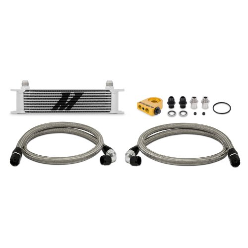10 row oil cooler - 6