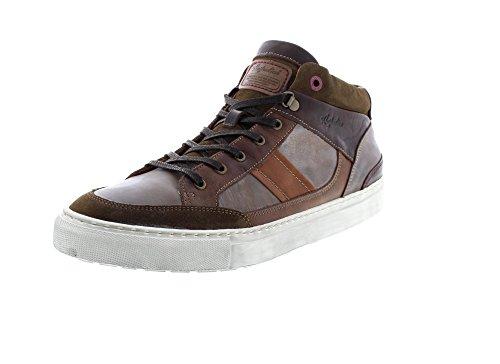 AUSTRALIAN Shoes - Harvard Leather - Dark Brown