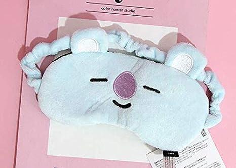 Temper_girl - Gafas de peluche coreanas multifunción para dormir: Amazon.es: Salud y cuidado personal