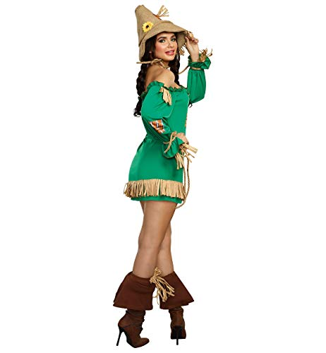 Buy scarecrow costume adult woman