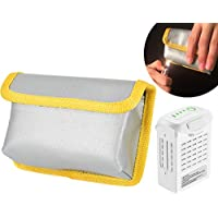 InGo Real Fireproof Battery Bag, Two sides Coated Glass...