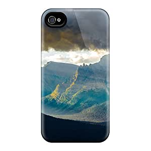 New Arrival Amazing Mountain Lscape WfHXcYv8214fehnV Case Cover/ 4/4s Iphone Case