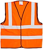 Dealer Workwear - High Visibility Vest Polyester Extra Large Yellow Ref Dwhvyl
