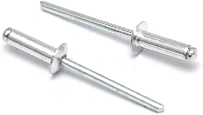New Lot of 50 Pcs Stainless Steel Pop Rivets 5//32 x 1//2 Dome Head Blind 5-8 Set #Lig-0479NG Warranity by Pr-Mch
