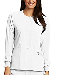 Barco One Women's 5409 Perforated Princess Warm-Up