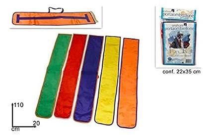Sacca Per Ombrellone.Custodia Sacca Porta Ombrellone Mare Colorato In Tnt