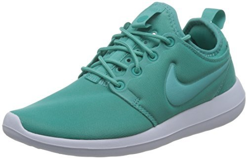 new style 36c66 09435 Galleon - NIKE Women s Roshe Two Running Shoe Washed Teal Washed Teal (9.5)