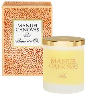 MANUEL CANOVAS Brune et d'Or Candle 6.6 oz.