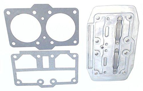 Midwest Air Technologies Craftsman 043-0142 Air Compressor Valve Plate Assembly Genuine Original Equipment Manufacturer (OEM) part
