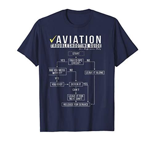 Best Gift Pilot Aviation Airman Flight Cool Sky Funny Shirts