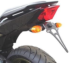 Yamaha XJ 6 XJ-6 Diversion Kennzeichenhalter U