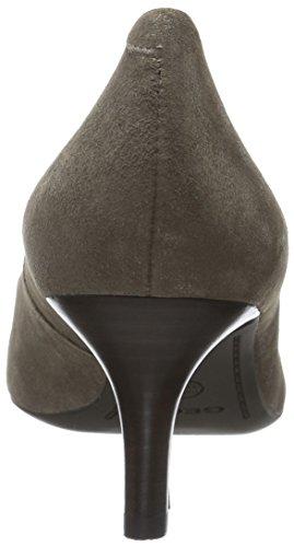 Geox D Elina C, Zapatos de Tacón para Mujer Braun (CHESTNUTC6004)