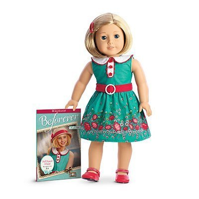 American Girl - Beforever Kit Doll & Paperback Book by American Girl