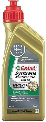 Castrol Syntrans Multivehicle 75W-90 - Bottiglia 1 Litro 1502EE