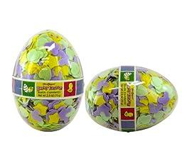 Time & Again Bubble Bath Confetti - Easter Peach (2-Pack)