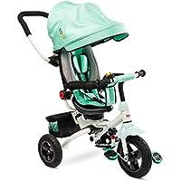 Toyz TOYZ-0344 - Triciclo, Color Turquesa