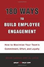180 Ways To Build Employee Engagement
