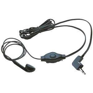 Cobra Electronics GA-EB M2 Earbud and Compact Microphone