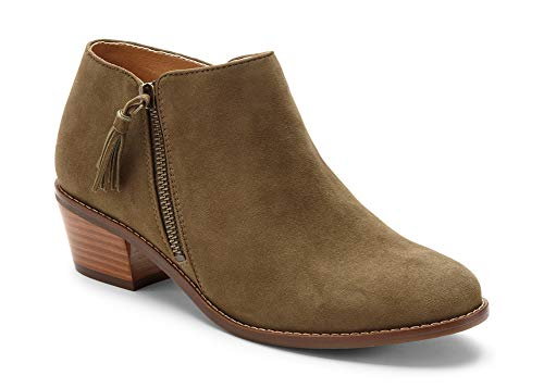 Olive Womens Arch - Vionic Women's Joy Serena Ankle Boot Olive 6M US