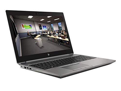 "HP 15.6"" ZBook 15 G6 Mobile Workstation"