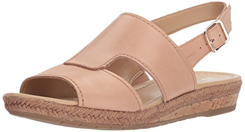 Naturalizer Women's Reese Espadrille Sandal Gingersnap 2014 cheap price browse sale online best prices sale online 3Olbn5u