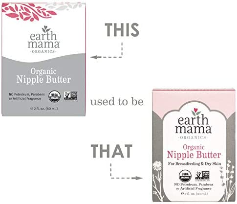 41IN3vgHXjL. AC - Earth Mama Angel Baby Natural Nipple Butter - 2 Oz