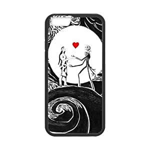 iPhone 6/iPhone 6s carcasa, carcasa iPhone 6S (4.7inch), iPhone 6S Case, iPhone 6Case, The Nightmare Before Christmas Designs Back Case Cover for iPhone 66S, carcasa iPhone 66S Accessories