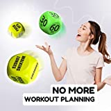 Skywin Workout Dice - Fun Exercise Dice for Solo or