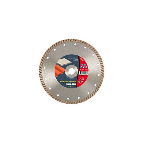 11101028 Disco Diamante Llanta llena misterturbo - diámetro: 230 mm: Amazon.es: Bricolaje y herramientas