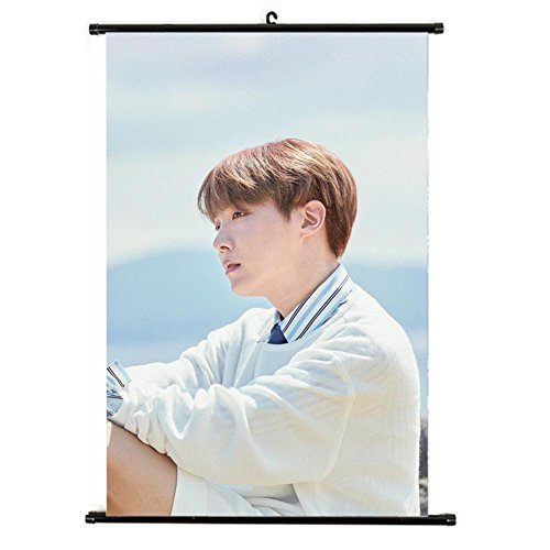 Kpop BTS Bangtan Boys Season's Greetings Poster Wall Scrol